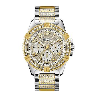 Guess W0799G4 Gold Tone Frontier Men's Watch