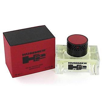 Hummer H2 Eau de Toilette 125ml EDT Spray