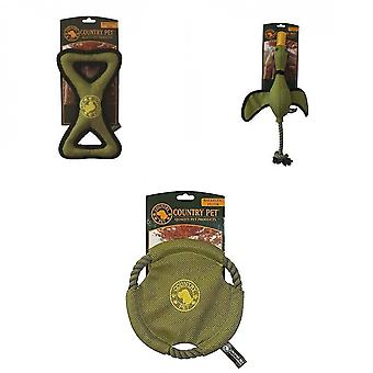 Country Pet Ballistic Dog Toy