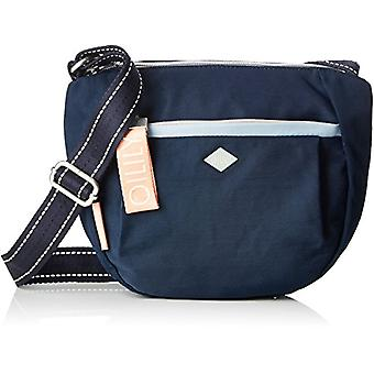 Oilily Groovy Shoulderbag Mvz - Blue Women's Shoulder Bags (Dark Blue) 10x23x25 cm (B x H T)