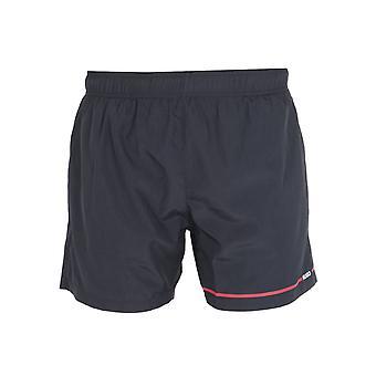 HUGO Copacobana Linha Logo Shorts pretos de natação