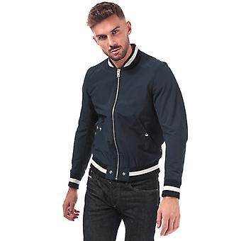 Men's Diesel R-Radical Jacket in Blue