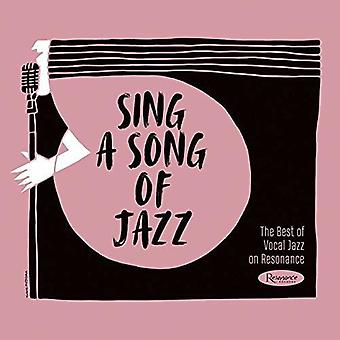 Sing A Song Of Jazz: The Best Of Vocal Jazz [CD] USA import