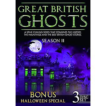 Great British Ghosts: Season 2 [DVD] USA import