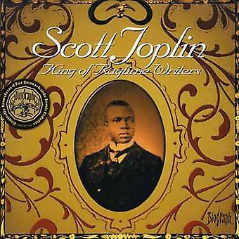 Scott Joplin - Scott Joplin: King of Ragtime Writers [CD] USA import