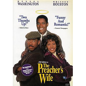 The Preacher's Wife [DVD] USA import
