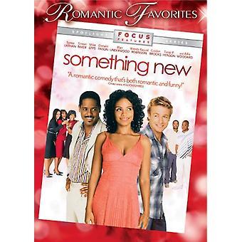 Something New [DVD] USA import