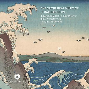 Orchestral Music Of J Dove [CD] USA import