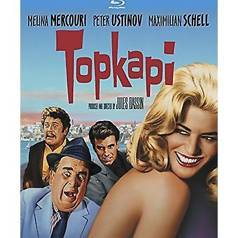 Importación de USA de Topkapi [BLU-RAY]