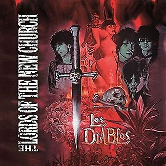 Lords of the New Church - Los Diablos (CD/DVD) [CD] USA import
