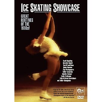 Ice Skating Showcase-Great Routines of the 1980's [DVD] USA import