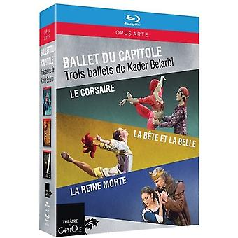 Ballet Du Capitole Toulouse Trio [Blu-ray] USA import