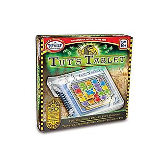 Popular playthings - tutt's tablet brainteaser puzzles
