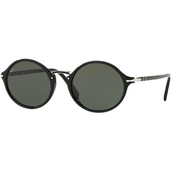 Persol 3208S Black/Green Large