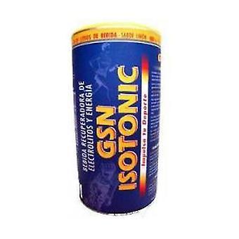 Gsn iso tonic (lemon flavor) 500 g
