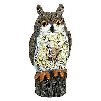 Defenders Owl Defender Statue