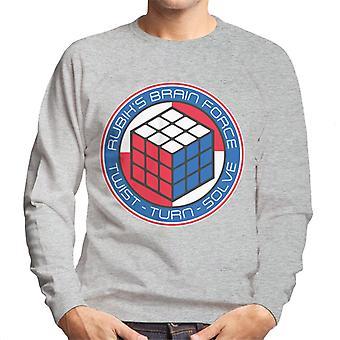 Rubik's Brain Force mannen Sweatshirt