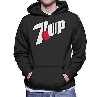 7up 80s Classic Logo Men's Hooded Sweatshirt