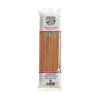 Spaghetti częściowo orkiszowe 500 g