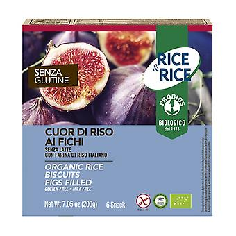 Heart of Rice with Figs 6 units