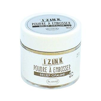 Aladine Embossing Powder 25 ml Opaline