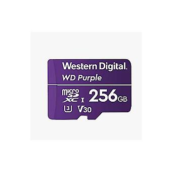 Western Digital 256Gb Microsdxc Card Wd Purple