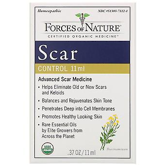 Forces of Nature, Scar Control,  0.37 oz (11 ml)