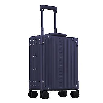 "ALEON Vertical Underseat Carry-On 16"" Carro de equipaje de mano 4 ruedas, 32 cm, 15.8 L, azul"