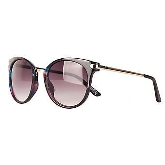 "Sunglasses Unisex Cat.2 purple smoke/violet (""aml19015f"")"