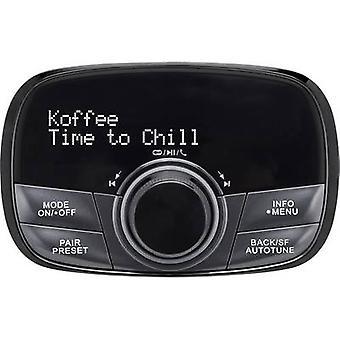 Sangean GoTune 200 Radio adapter DAB+ Bluetooth, DAB+, FM Black