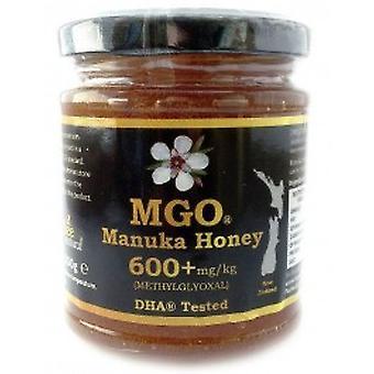 Mgo - Manuka Honey 600+Mgo 250g