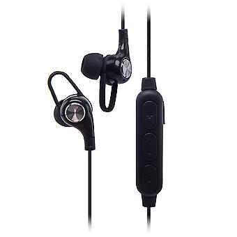 Pulse V2 Wireless Bluetooth Earphones - Black (PULSE-V2-BK)