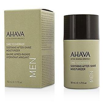Time To Energize Soothing After-Shave Moisturizer 50ml or 1.7oz