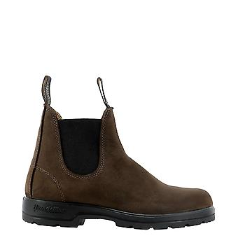 Blundstone 1606brown Women's Brown Leather Ankle Boots