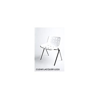 Loft Robin Day 4 Leg Peppermint Green Plastic Polo Chair