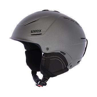 Ski Helmet Uvex P1us 2.0 Gun Met Mat