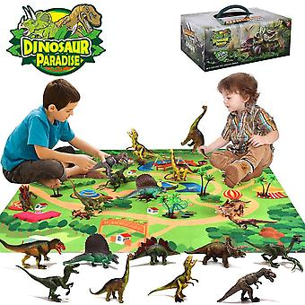 Wild Life Dinosaur Model Action Figures Dino Doll Home Leren Educatieve