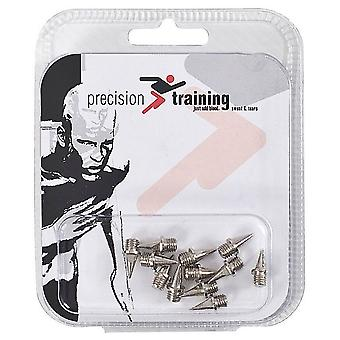 Precision Pyramid Athletic Shoe Spikes Set (Pack of 12)