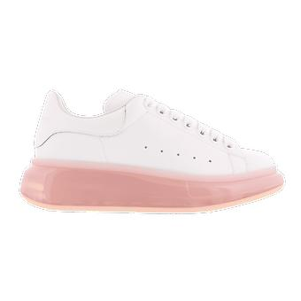 Alexander McQueen Sneaker Leath.S.Rubb Larr White 611698WHYBY9053 shoe