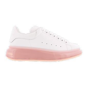 Alexander McQueen Sneaker Leath.S.Rubb Larr Valkoinen 611698WHYBY9053 kenkä