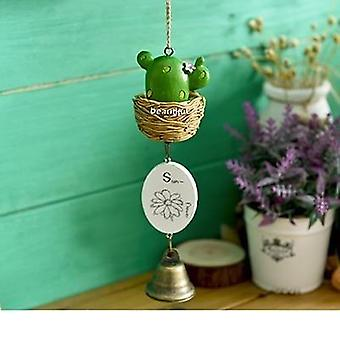 Diy Home Decoration Wind Chime - Totoro, House, Plant Pastoral Style Bell Wind
