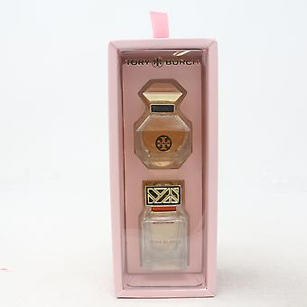 Tory Burch Deluxe Mini Duo Set / Novo Com Caixa