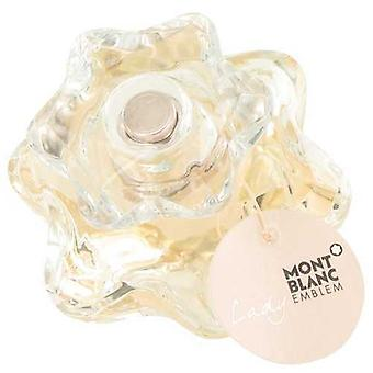 Lady emblem av Mont Blanc Eau de Parfum Spray (testare) 2,5 oz (damer) V728-533343