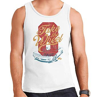 Fast and Furious 8 Take The Wheel Men's Vest