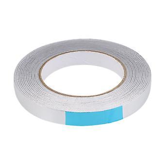 Flame Resistant Aluminum Foil Sealing Tape 80-120��C 15mmx 50m x0.05mm