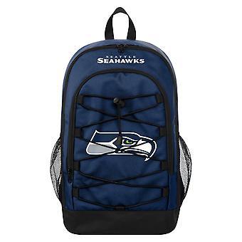 FOCO Backpack NFL Rucksack - BUNGEE Seattle Seahawks