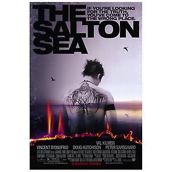 Salton Sea elokuvan juliste tulosta (27 x 40)