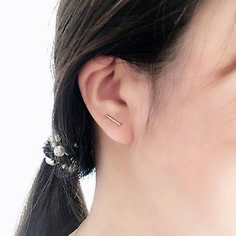 Stud de la oreja de la aguja de la grapadora