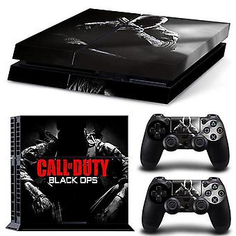 Sony Playstation PS4 -konsolin ja -ohjaimen suojaustarroja