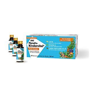 Kindervital Fruity Formula 100 ml